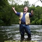 Gino Lucchetti in Cedar River